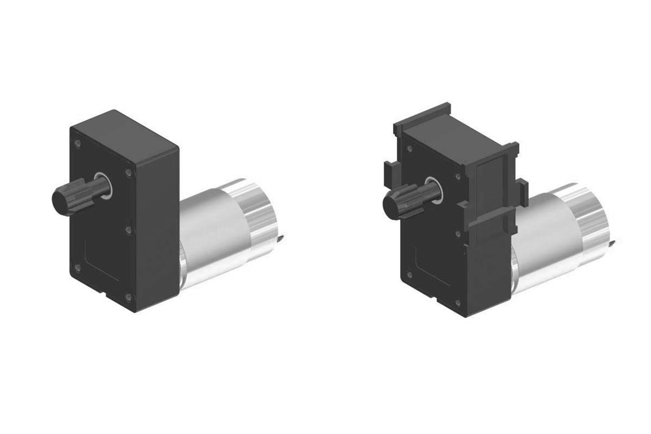 Series 263 & 273 DC Gear Motors