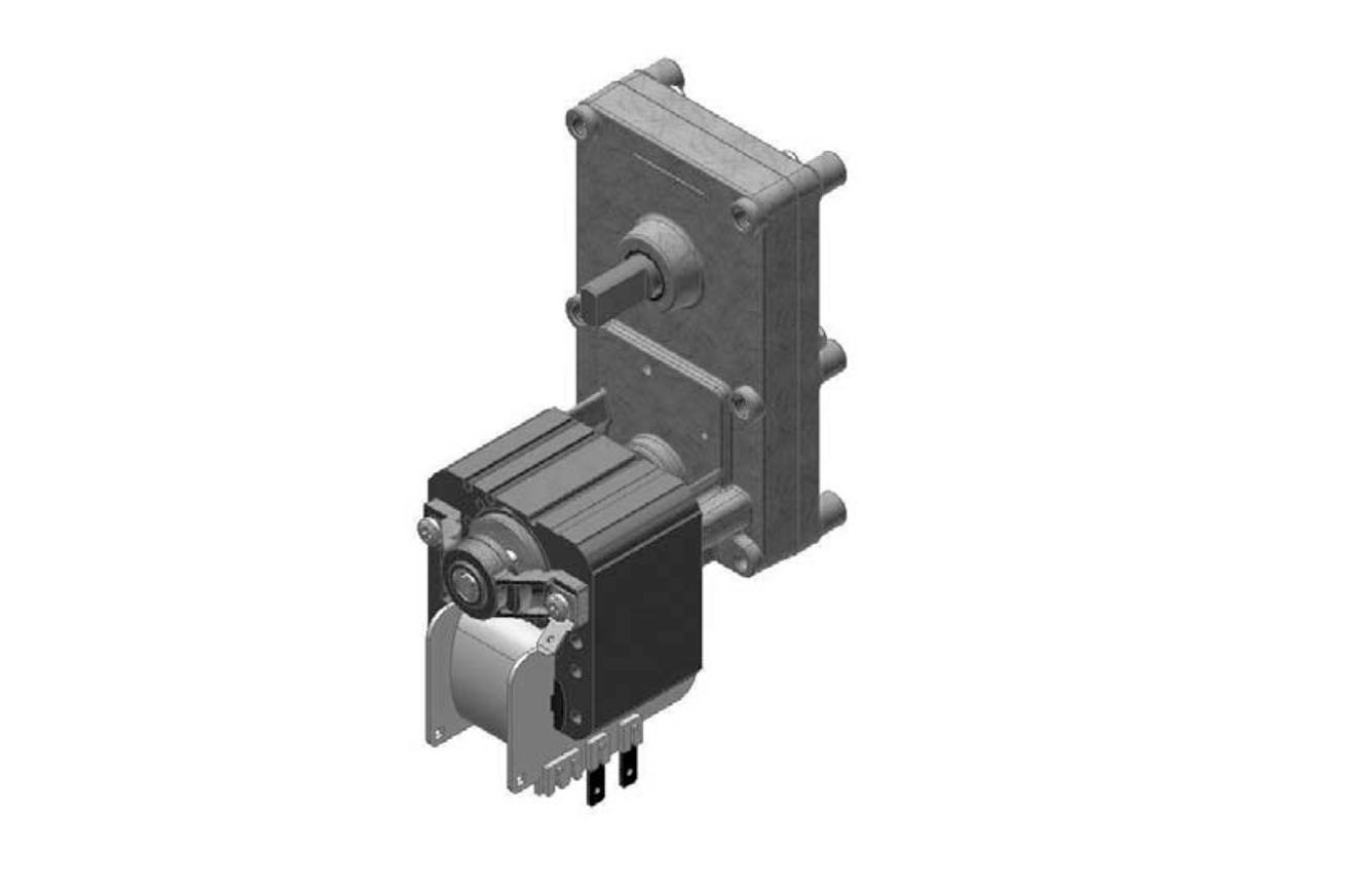 Series 264 AC Gear Motor