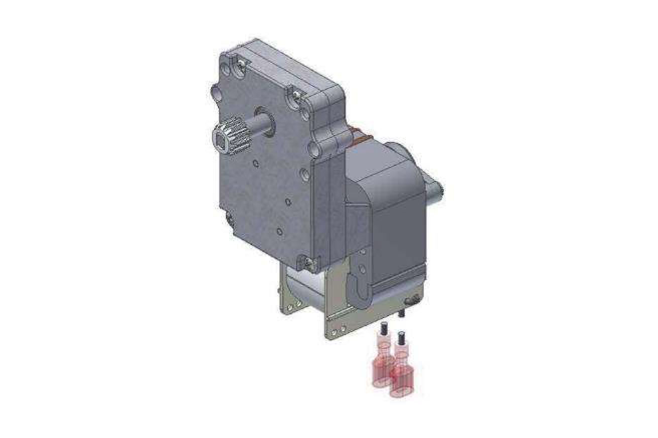 Series 269 AC Gear Motor
